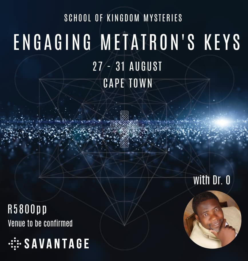 LUMINESCENCE<span>AUG 27 -31 CAPETOWN</span>