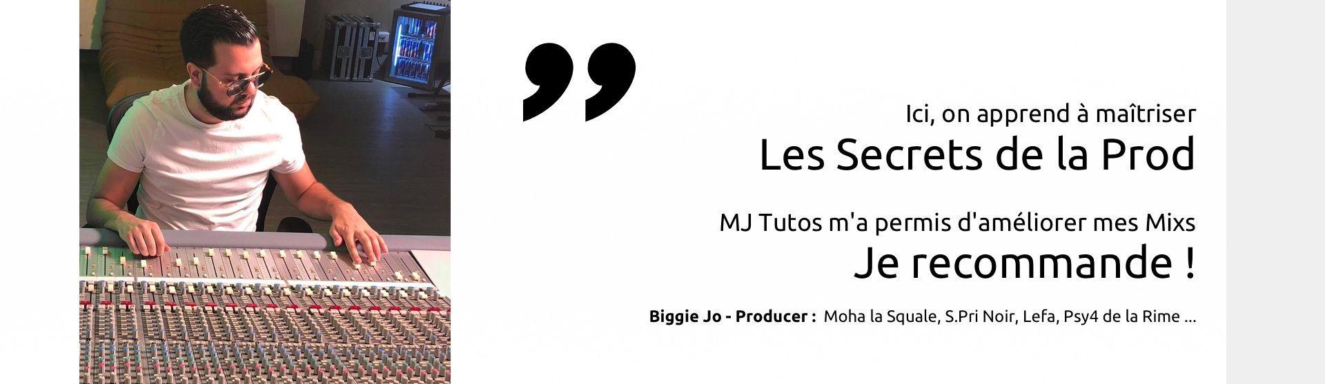 Biggie Joe<span>recommande MJ Tutoriels</span>