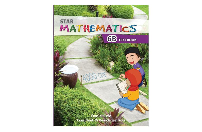 Star Mathematics Textbook for Year 6B<span></span>