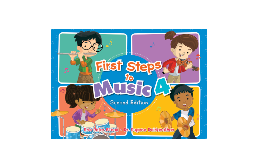 First Steps to Music Primary 4 Textbook (2nd Edition)<span></span>