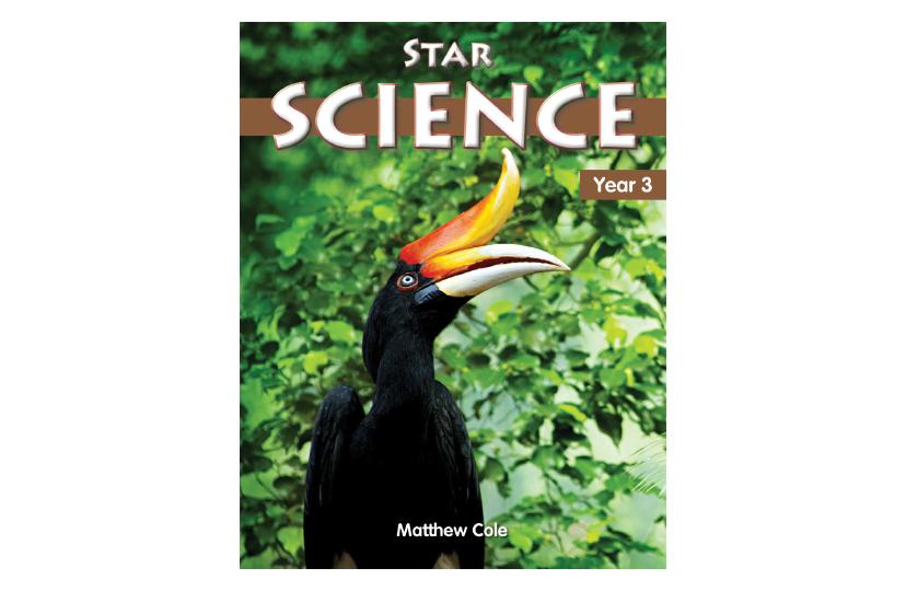 Star Science Workbook Year 3<span></span>