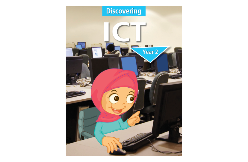 Discovering ICT Textbook Year 2<span></span>