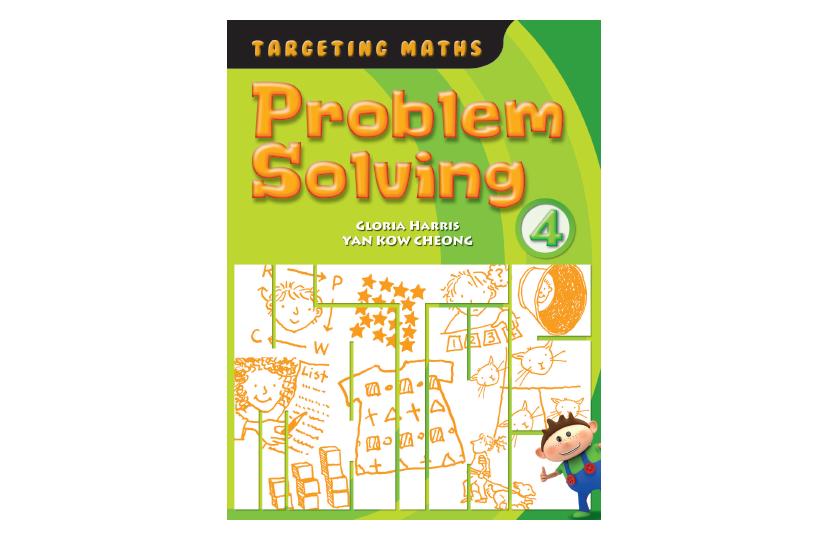 Targeting Maths Problem Solving 4<span></span>