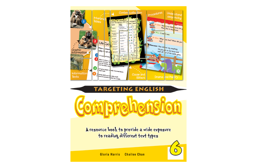 Targeting English Comprehension Book 6<span></span>