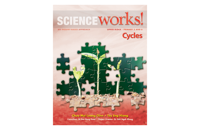 Science Works! Upper Block Textbook - Cycles<span></span>