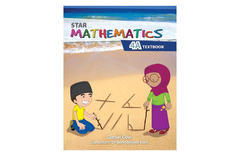 Star Mathematics Textbook for Year 4A<span></span>