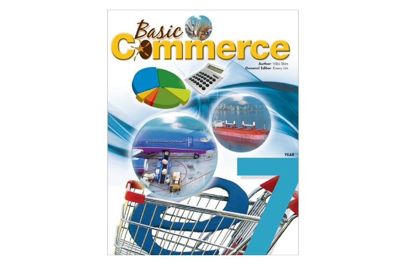 Basic Commerce Year 7 Textbook<span></span>