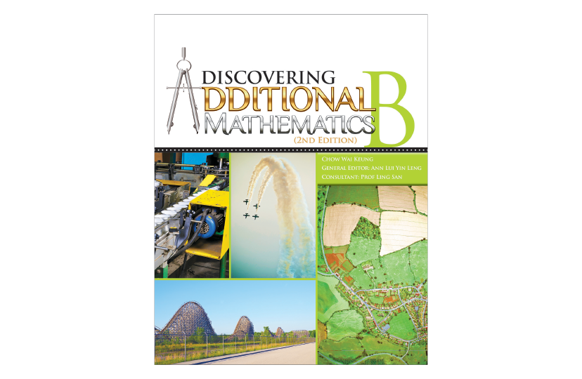 Discovering Additional Mathematics Book B<span></span>