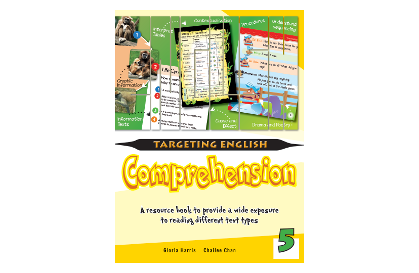 Targeting English Comprehension Book 5<span></span>