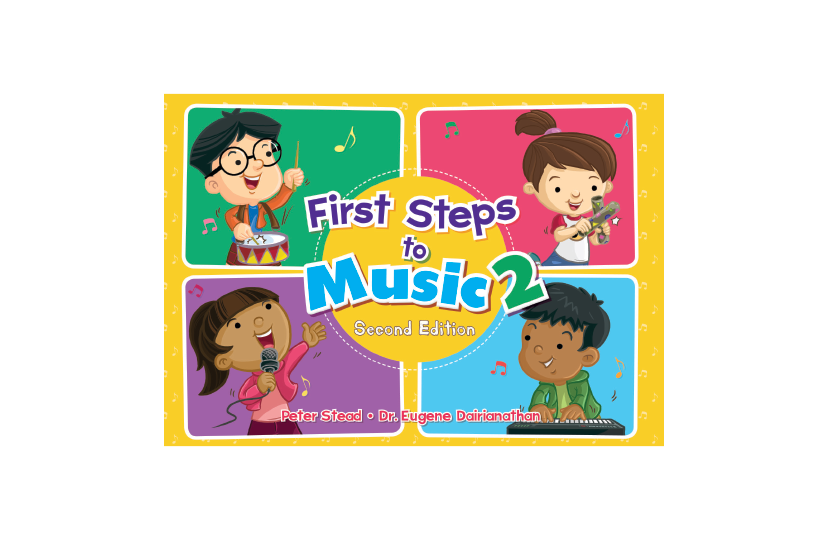 First Steps to Music Primary 2 Textbook (2nd Edition)<span></span>