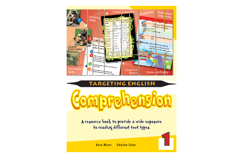 Targeting English Comprehension Book 1<span></span>