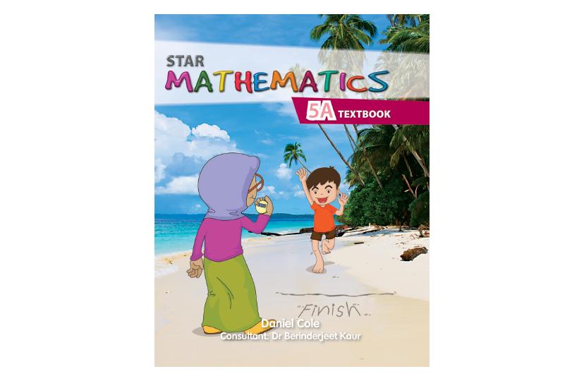 Star Mathematics Textbook for Year 5A<span></span>