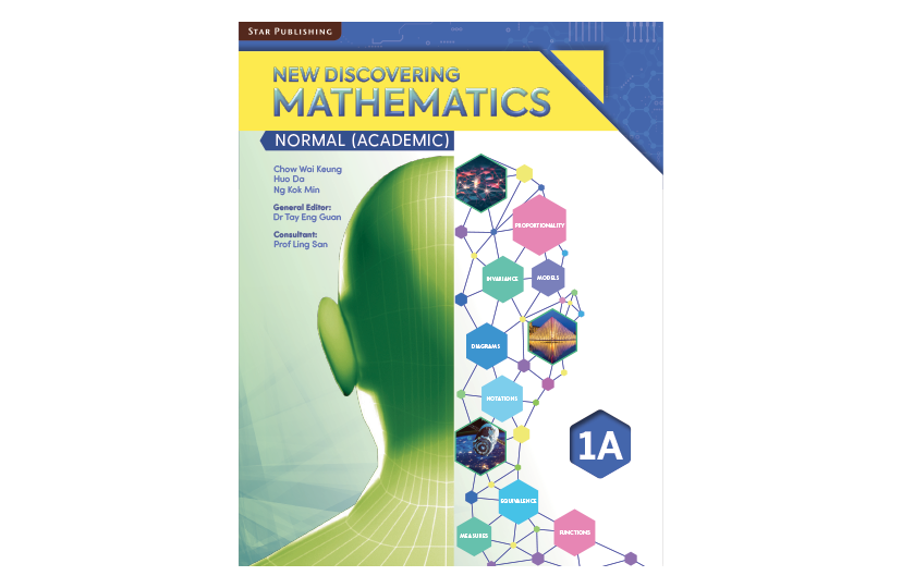 New Discovering Mathematics 1A (Normal Academic)<span></span>