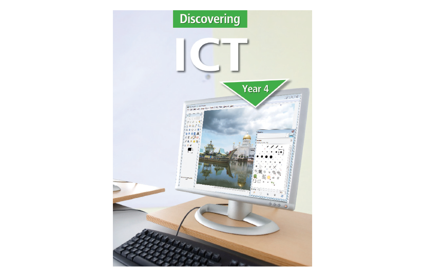 Discovering ICT Textbook Year 4<span></span>