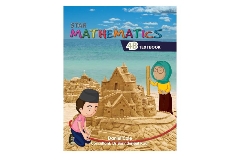 Star Mathematics Textbook for Year 4B<span></span>