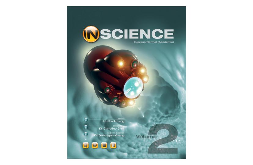 In Science Volume 2 Textbook<span></span>