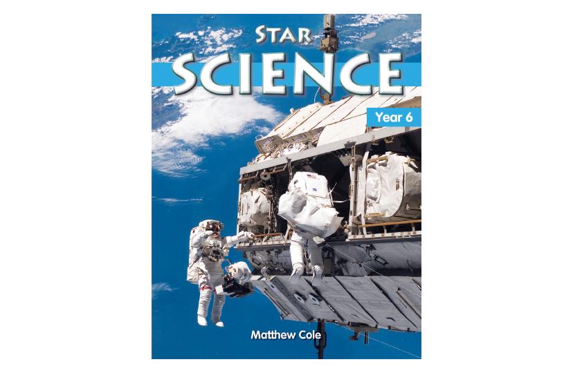 Star Science Workbook Year 6<span></span>