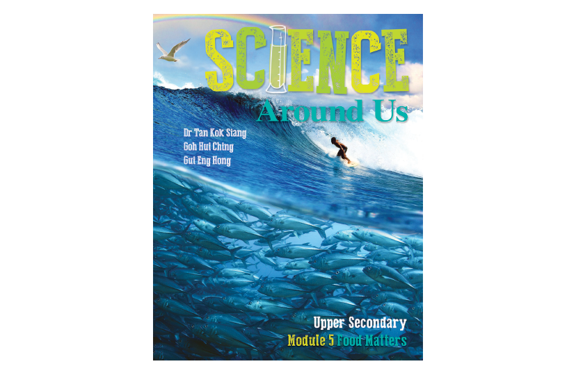 Science Around Us Module 5 Food Matters Textbook<span></span>