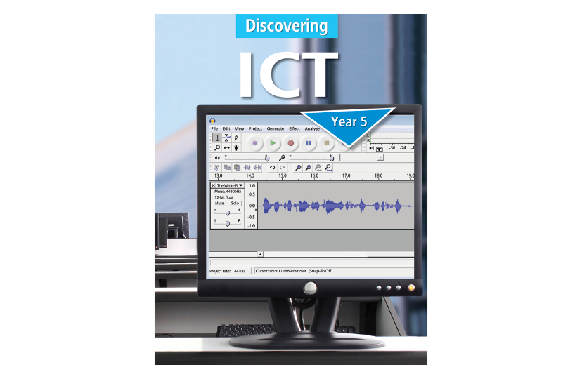 Discovering ICT Textbook Year 5<span></span>