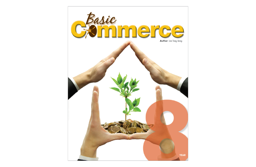 Basic Commerce Year 8 Textbook<span></span>