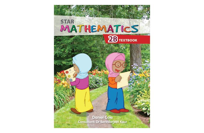 Star Mathematics Textbook for Year 2B<span></span>