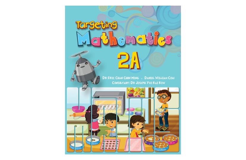 Targeting Mathematics Textbook 2A<span></span>