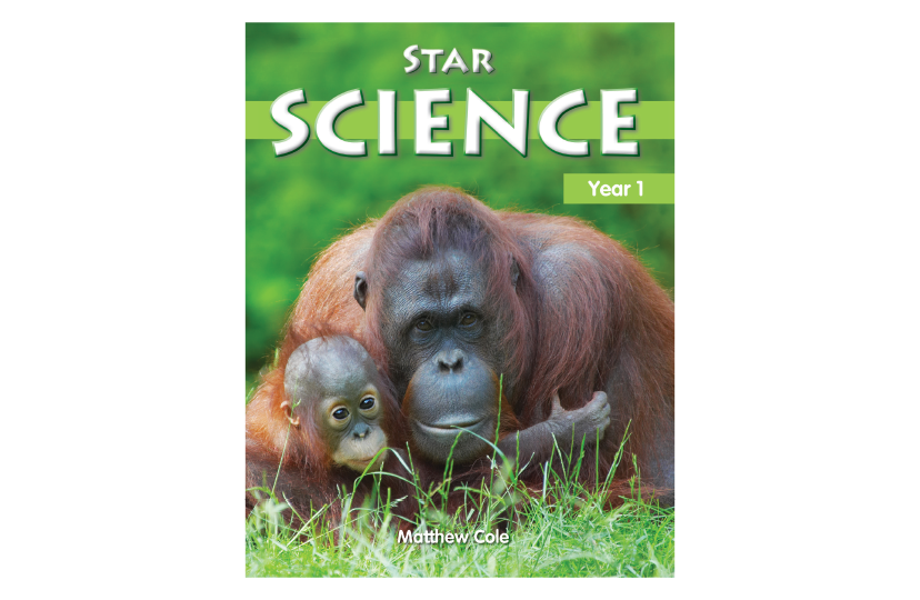 Star Science Textbook Year 1<span></span>
