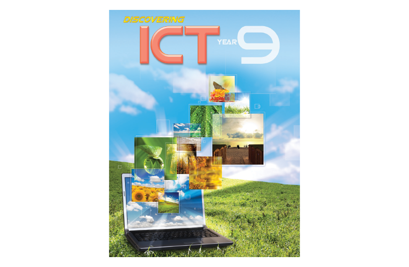 Discovering ICT Textbook Year 9<span></span>