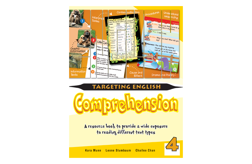 Targeting English Comprehension Book 4<span></span>