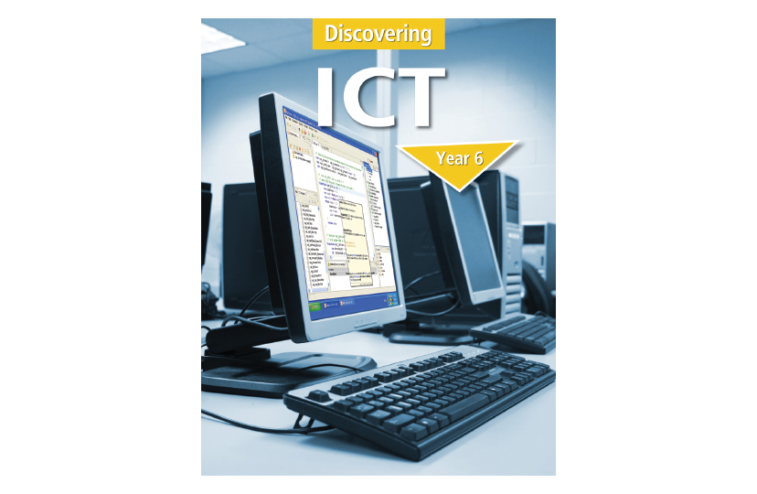 Discovering ICT Textbook Year 6<span></span>