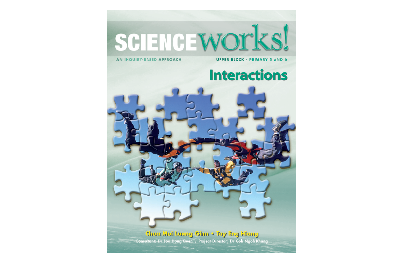 Science Works! Upper Block Textbook - Interactions<span></span>