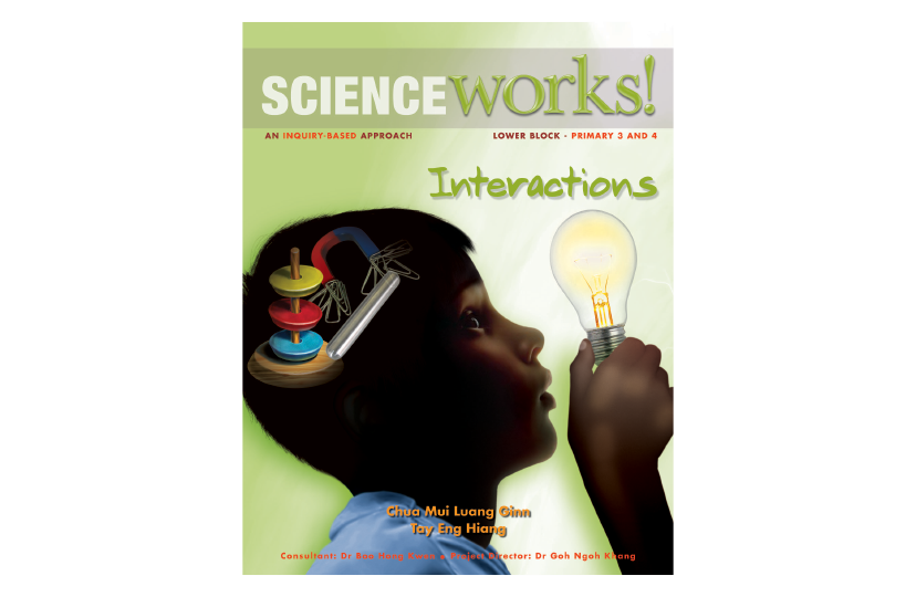 Science Works! Lower Block Textbook - Interactions<span></span>
