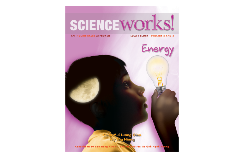 Science Works! Lower Block Textbook - Energy<span></span>