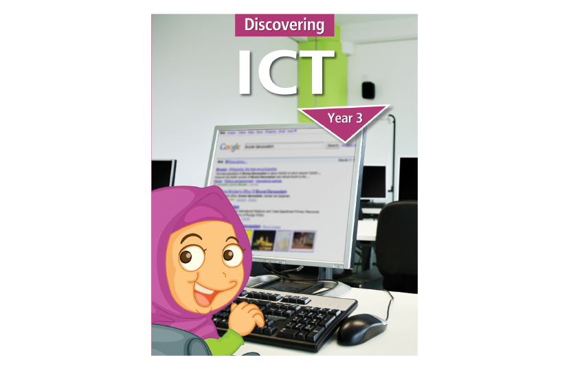 Discovering ICT Textbook Year 3<span></span>