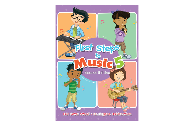 First Steps to Music Primary 5 Textbook (2nd Edition)<span></span>