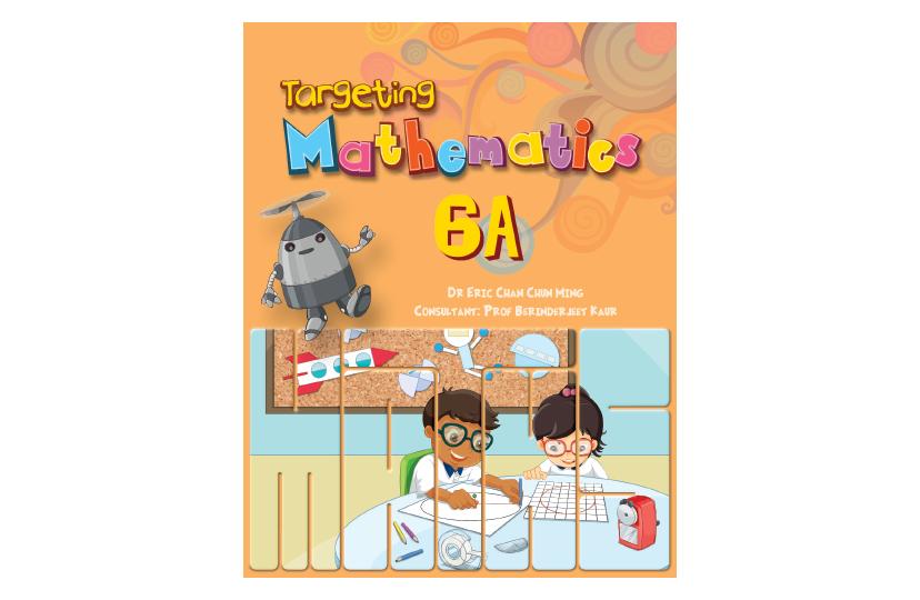 Targeting Mathematics Textbook 6A<span></span>