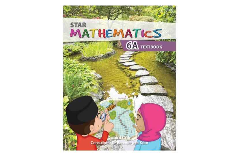 Star Mathematics Textbook for Year 6A<span></span>