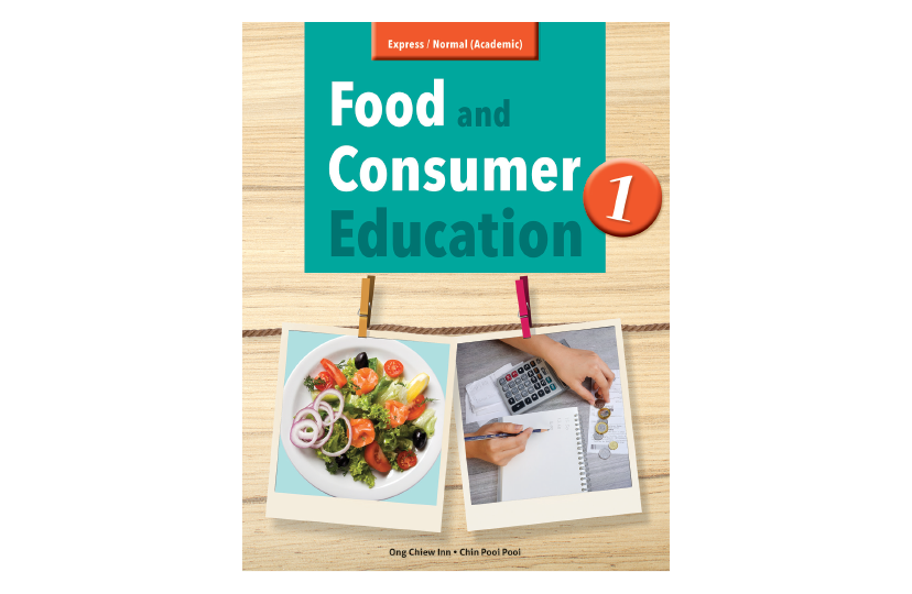 Food and Consumer Education 1 (Exp/NA) Textbook<span></span>
