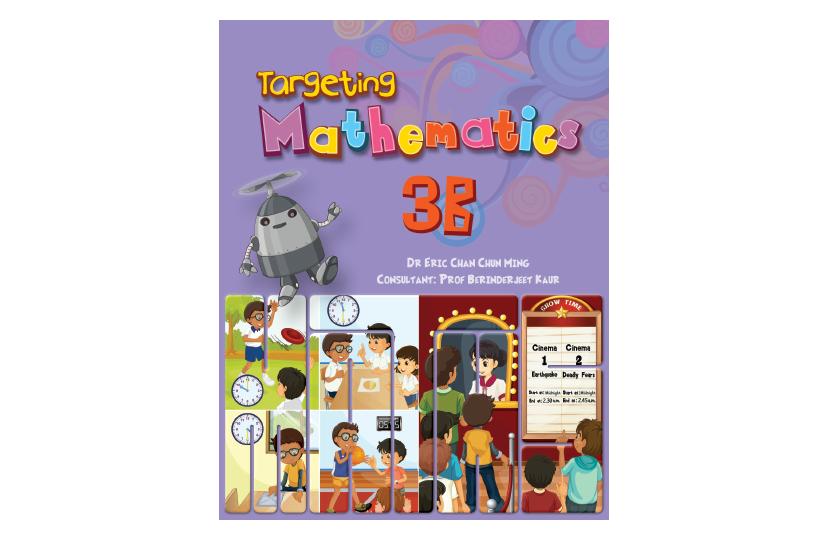 Targeting Mathematics Textbook 3B<span></span>