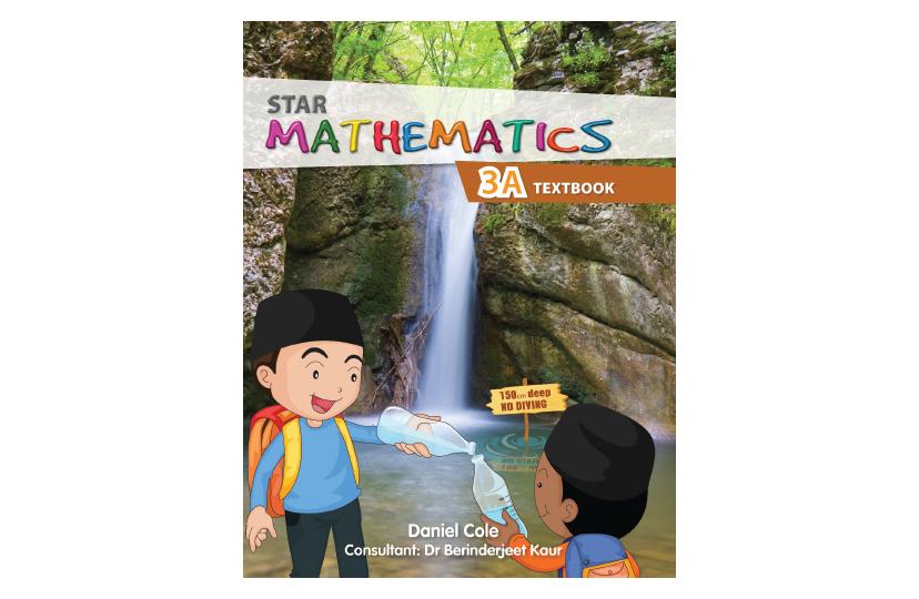 Star Mathematics Textbook for Year 3A<span></span>