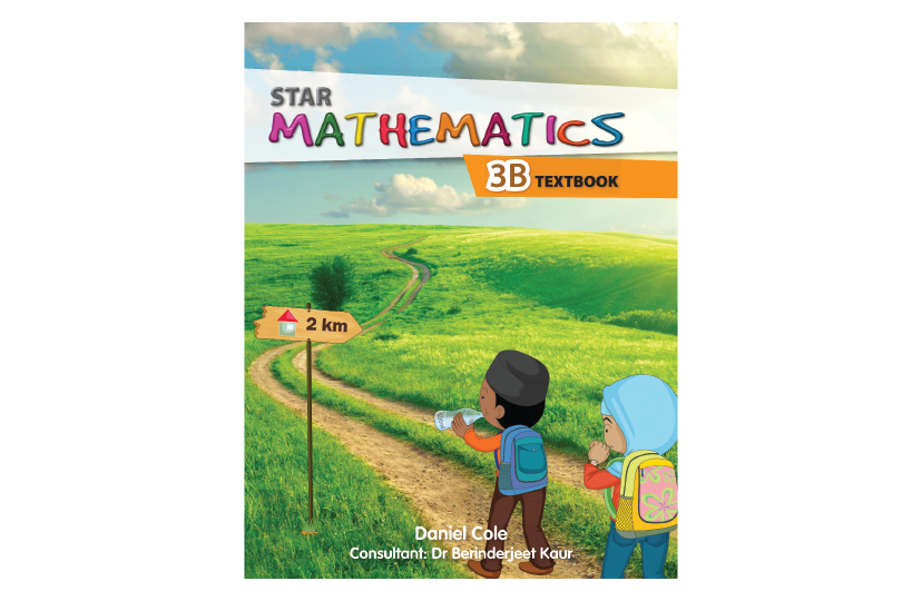 Star Mathematics Textbook for Year 3B<span></span>