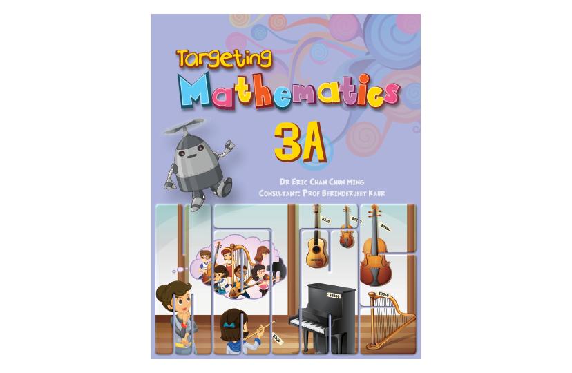 Targeting Mathematics Textbook 3A<span></span>