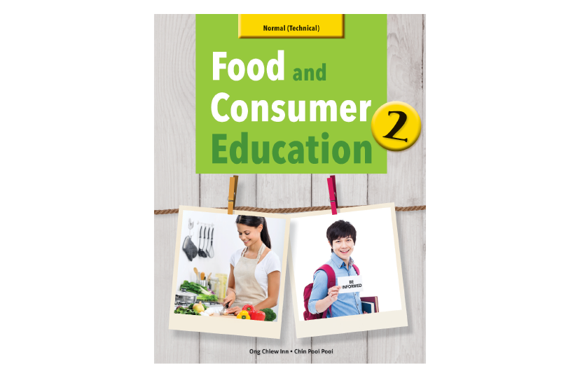 Food and Consumer Education 2 (NT) Textbook <span></span>