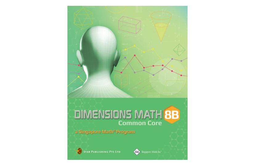 Dimensions Math Common Core Textbook 8B<span></span>