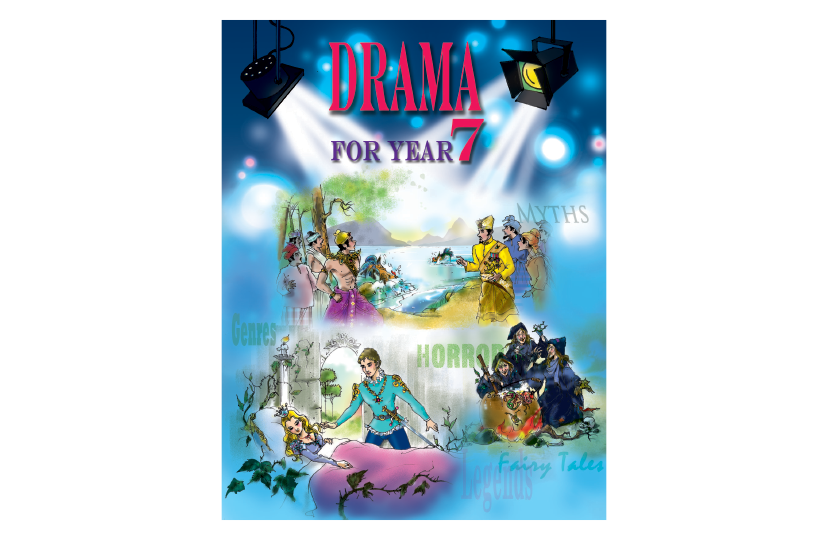 Drama For Year 7 Textbook<span></span>