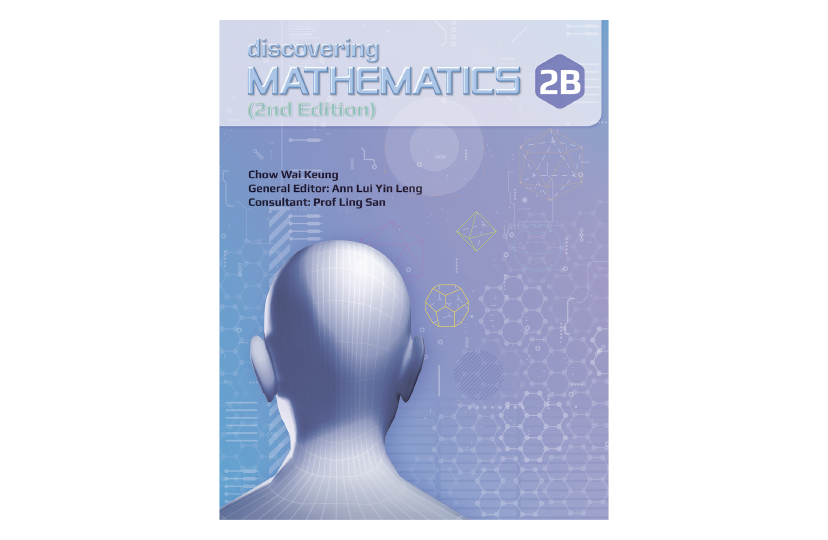 Discovering Mathematics Textbook 2B (Exp)<span></span>