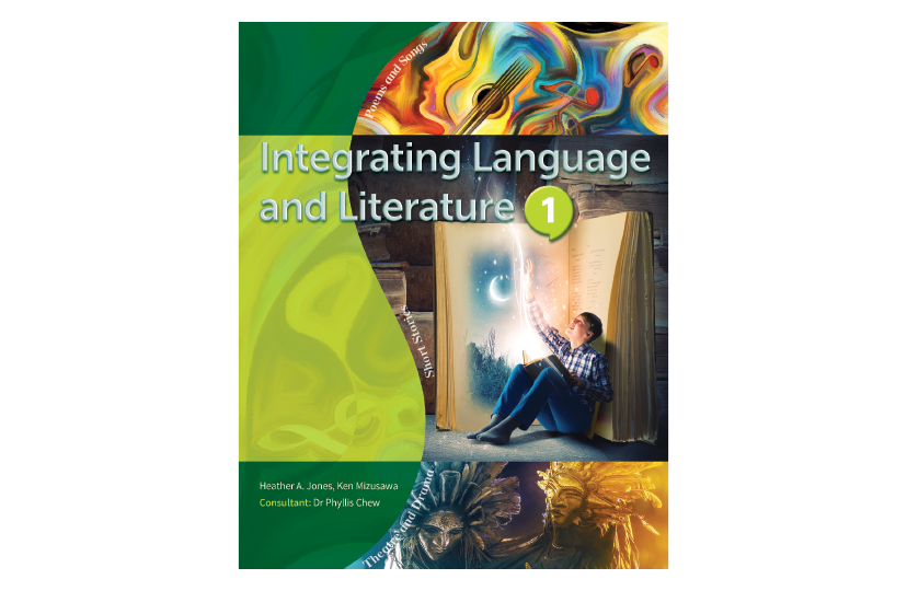 Integrating Language and Literature Book 1 Textbook<span></span>