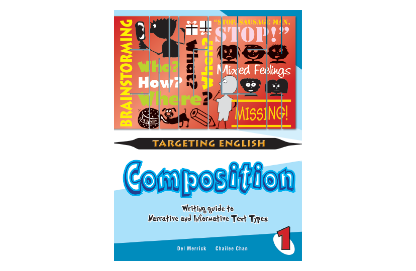 Targeting English Composition Book 1<span></span>
