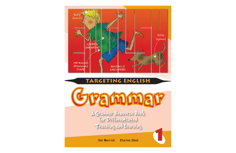Targeting English Grammar Book 1<span></span>