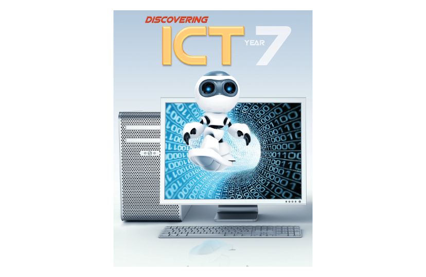 Discovering ICT Textbook Year 7<span></span>